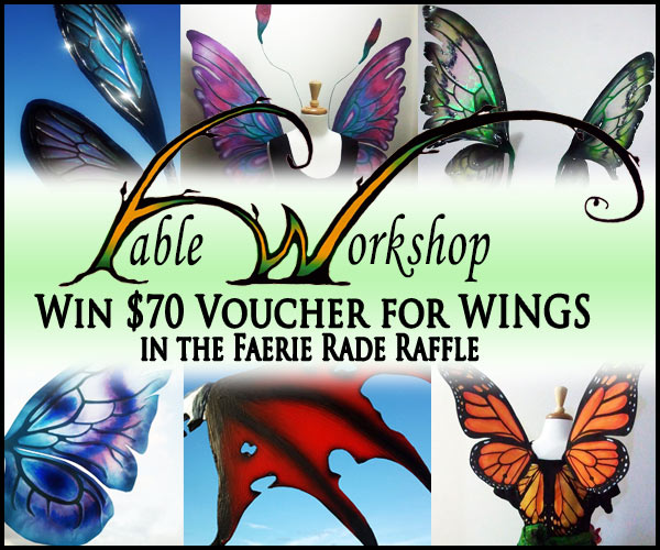 Fable Workshop Fairy Wings - Drouin, Victoria