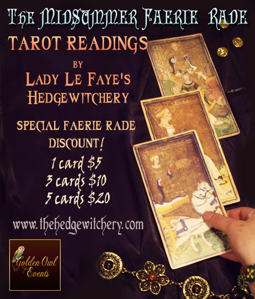 Lady Le Faye Tarot Readings
