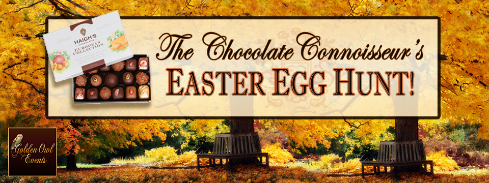 The Chocolate Connoisseur's Easter Egg Hunt