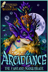 Arcadiance: The Fantasy Masquerade Ball 2010 - Guild of the Golden Owl