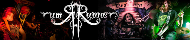 The Rum Runners - Melbourne Pirate Metal Band