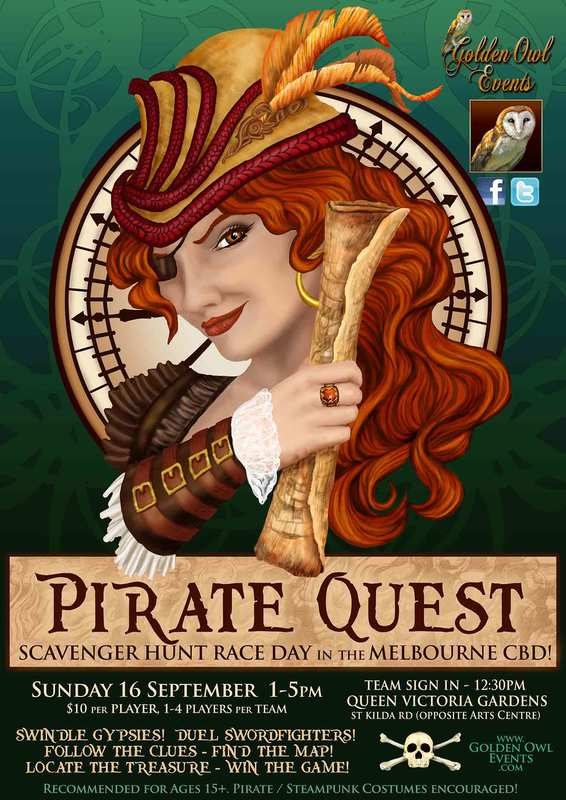 Pirate Quest 2012